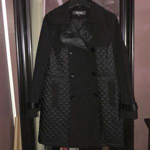 Kenneth Cole black coat